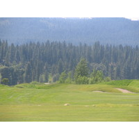 Whitehawk Ranch Golf Club gives you some wide-open holes that stretch to the trees.