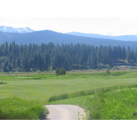 Located in Tahoe's shadow, Whitehawk Ranch Golf Club doesn't pummel average golfers.