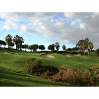 The 161-yard eighth is the third par 3 in a four-hole stretch at Talega Golf Club in San Clemente.