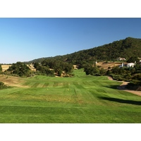 The 14th at Eagle Ridge Golf Club plays 600 yards from the tips.