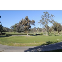 Although Carmel Highland Golf Resort doesn't have a full driving range, it does have an extensive short-game area that includes chipping, bunker and putting practice.