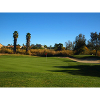 The 17th at The Golf Club at Rancho California is a reachable par 5 at just more than 500 yards from the back tees.