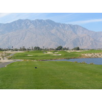 Cimarron Golf Resort combines water and mountains in a unique look.