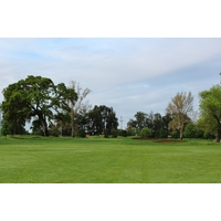 The second hole on the MacKenzie Course at the Haggin Oaks Golf Complex is rated the no. 1 handicap.
