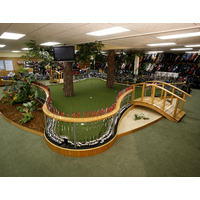 The super store at the Haggin Oaks Golf Complex is loaded with great golf equipment and fashions.