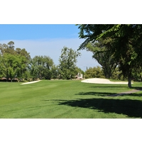 At 636 yards, the 15th hole at Del Paso Country Club ranks among the longest holes in California.