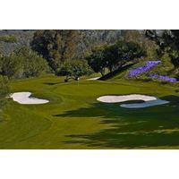 The par-72 golf course at Pala Mesa Resort is known as one of the most beautiful in the San Diego area.