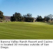 Barona Valley Resort