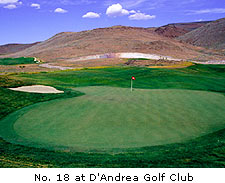 D'Andrea Golf and Country Club