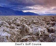 Devil's Golf Course