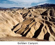 Golden Canyon