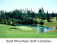Gold Mountain Golf Complex