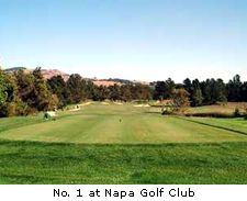 No. 1 at Napa Golf Club