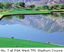 PGA West TPC Stadium Golf Course