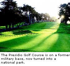 The Presidio Golf Course