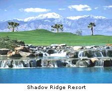Shadow Ridge Resort