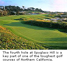 Spyglass Hill Golf