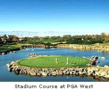 Stadium Course at PGA West