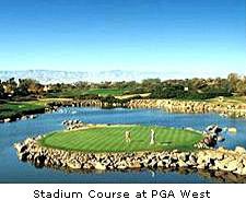 Stadium Course at PGA West
