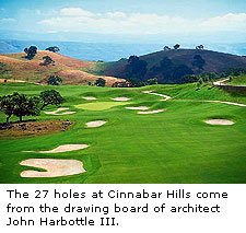 Cinnabar Hills