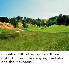 Cinnabar Hills