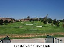 Cresta Verde  Golf Club