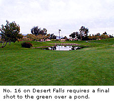 No. 16 on Desert Falls