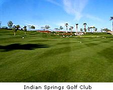 No. 3 at Indian Springs Golf Club