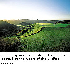Lost Canyons Golf Club