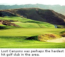 Lost Canyons Golf Club
