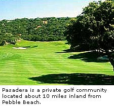 Pasadera Country Club
