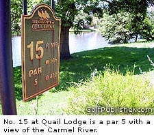 Quail Lodge Resort and Golf Club