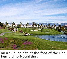 Sierra Lakes