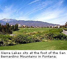 Sierra Lakes Golf Club