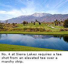 Sierra Lakes Golf Club