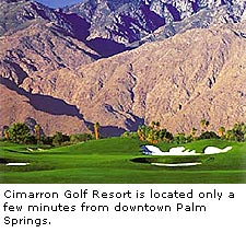 Cimarron Golf Resort