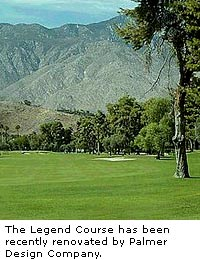 The Legend Course